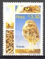 """Pérou - 1997 - Yt 1119 - Faune - """"Curuja"""" - Oblitéré - Peru"""