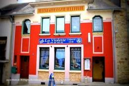 """Bain-de-Bretagne (35)- Restaurant """" La Violette"""" (Edition à Tirage Limité) - Frankreich"""