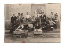 Bougie.Bejaia. Imperial Mandarine.Fabrique Et Embouteillage De Liqueur. Les Employés. 1924. RARE. - Bejaia (Bougie)
