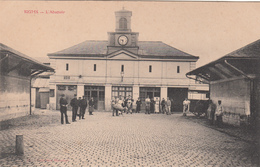 51 - REIMS - L'Abatoir - Reims
