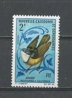 Nouvelle-Calédonie: 346 **  (Sourd) - Passereaux