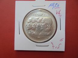 Régence :100 FRANCS ARGENT 1951 VL BELLE QUALITE - 06. 100 Francs