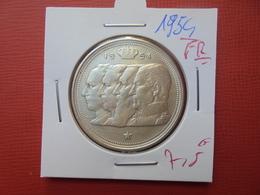 Baudouin 1er. 100 Francs 1954 FR ARGENT - 1951-1993: Baudouin I