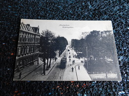 Tram : Amsterdam, Weteringschans, 1919   (X7) - Tramways