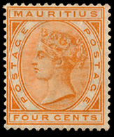 Mauritius , 4c. , SG#71, MNH ** - Unclassified