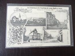 Lebach Zur Erinnerung An Die Einweihung Der Evang. Kapelle 1907 Saarlouis - Kreis Saarlouis