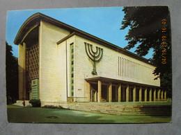 CP 67 STRASBOURG La Grande Synagogue De La Paix - 1 Rue René Hirshler Quartier Du Parc Du Contades, La Neustadt 1970 - Strasbourg