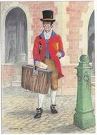 Post Office Bellman, A 'walking Letter Box' - (England) - Post