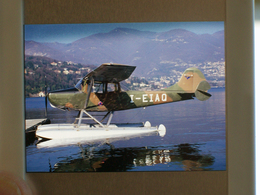 DIAPOSITIVA / SLIDE AEREO CL 19  I-EIAQ  AERO CLUB COMO - Diapositive
