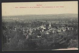 CARENNAC ( V. DE LA DORDOGNE ) * VUE PANORAMIQUE AU FONS VEYRAC * 375 * CARTE VIERGE - Other Municipalities