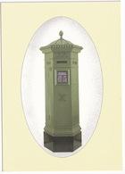 Pillar Box Designed By J W Penfold  (1866-79) - (England) - Post