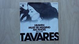 Tavares - Heaven Must Be Missing An Angel - Vinyl-Single - Soul - R&B
