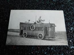Tram : De Kinderwagen Der Toekomst, Non Circulée  (X7) - Tramways