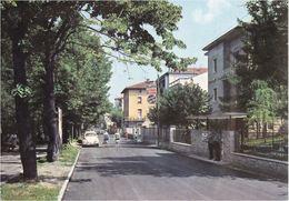 MODENA - Pavullo Nel Frignano - Viale Martiri - Pensione Luisa - Pubblicità Birra Prinz Brau - VW Maggiolino - Modena
