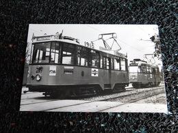 Tram : Rotterdam-Laan V. Nooitgedacht (1968),  Non Circulée  (X7) - Tramways