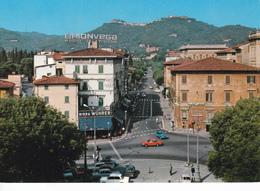 PISTOIA - Montecatini Terme - Insegna Pubblicitaria Birra Wuhrer - Brionvega Radio TV - Auto - Pistoia