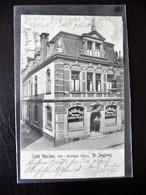 St. Ingbert Cafe Becker 1914 - Saarpfalz-Kreis