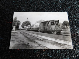 Tram : Brielle, Station R. T. M.(Laatste Tramrit 23 Sept. 1965), Non Circulée   (X7) - Tramways