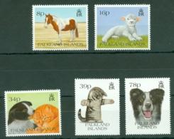 Falkland Is: 1993   Pets    MNH - Falkland Islands