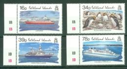 Falkland Is: 1993   Tourism    MNH - Falkland Islands