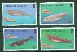 Falkland Is: 1996   Beaked Whales   MNH - Falkland Islands