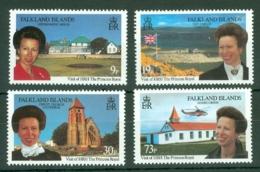 Falkland Is: 1996   Royal Visit    MNH - Falkland Islands
