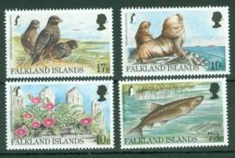 Falkland Is: 1997   Endangered Species    MNH - Falkland Islands