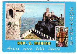 San Marino  Used 24-6-1972, Nice Franking - San Marino