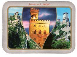 San Marino, Gelaufen 3-10-1975, Schöne Frankierung VS - San Marino