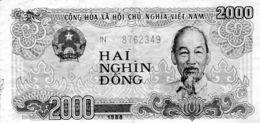 Billet Du Vietnam 2000 Dông De 1988 En T T B - - Vietnam
