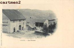 CHATEL LA FERME JURA 39 - Frankrijk