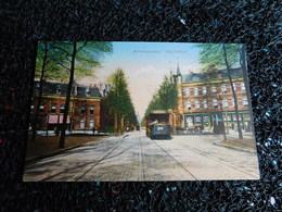 Tram : Willemsparkweg, Amsterdam, Non Circulée   (X7) - Tramways