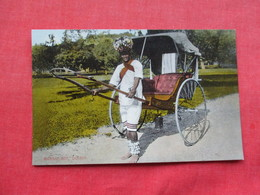 Rickshaw Boy Durban       Ref 3292 - Postcards