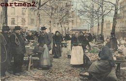 SAINT-ETIENNE UN COIN DE MARCHE DE CHAVANELLE ANIME 42 - Saint Etienne