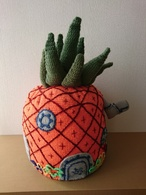 Sponge Bob Ananas Spongebob - Wool