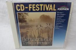 """CD """"Romantische Träumereien"""" Div. Interpreten, CD-Festival - Instrumental"""