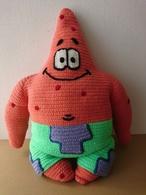 Sponge Bob Patrick Spongebob - Wool