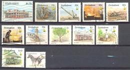 Zimbabwe - 1994 Et 2000 - Yt 297-317-318-319-320-321-322-324-325-326-327-426 - Série Courante - Oblitérés - Zimbabwe (1980-...)