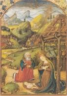 OFFICIUM BEATAE VIRGINIS - MS. PARM. 59 (Sec.XV) - LA NASCITA DI GESU - Vergine Maria E Madonne
