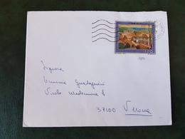 (31405) STORIA POSTALE ITALIA 1977 - 6. 1946-.. Repubblica