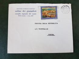 (31406) STORIA POSTALE ITALIA 1977 - 6. 1946-.. Repubblica