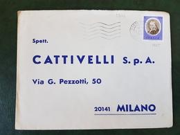 (31413) STORIA POSTALE ITALIA 1977 - 6. 1946-.. Repubblica