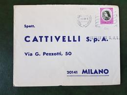 (31414) STORIA POSTALE ITALIA 1977 - 6. 1946-.. Repubblica