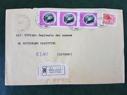 (31415) STORIA POSTALE ITALIA 1977 - 6. 1946-.. Repubblica