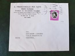 (31416) STORIA POSTALE ITALIA 1977 - 6. 1946-.. Repubblica