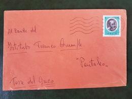 (31421) STORIA POSTALE ITALIA 1977 - 6. 1946-.. Repubblica