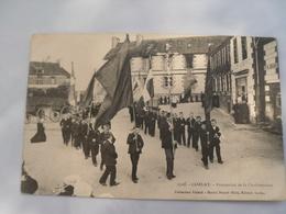 Cpa  **   Corlay  ***   Procession Confirmation  ** Villard 508 ** - France