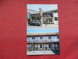 Darling Motel--   Store Front Restaurant  Ontario > Niagara Falls Ref 3293 - Niagara Falls