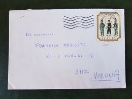(31428) STORIA POSTALE ITALIA 1977 - 6. 1946-.. Repubblica