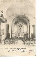 Bo/     33   Blaye        Intérieur L'église St-romain - Blaye